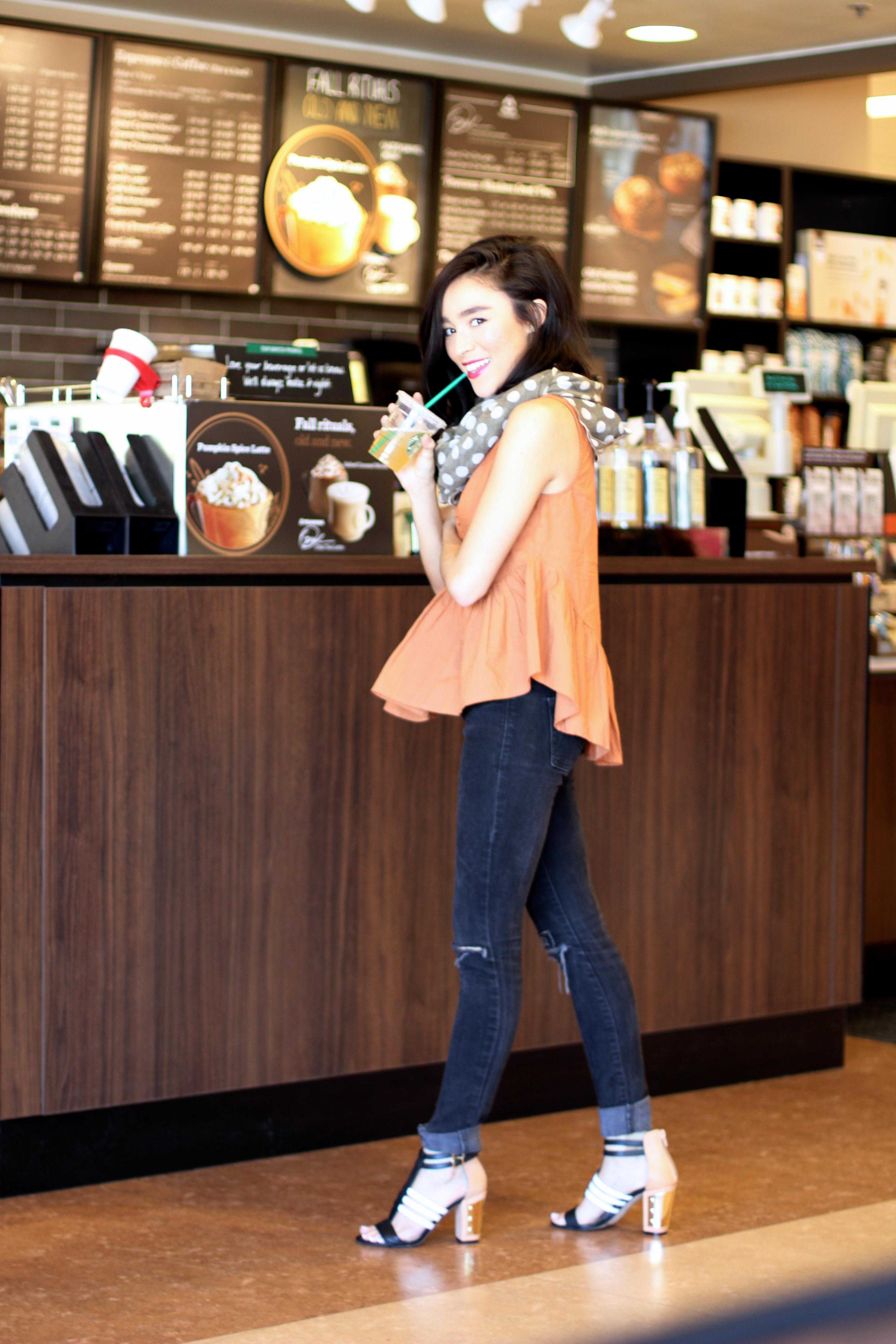 Starbucks politikk dating partnere